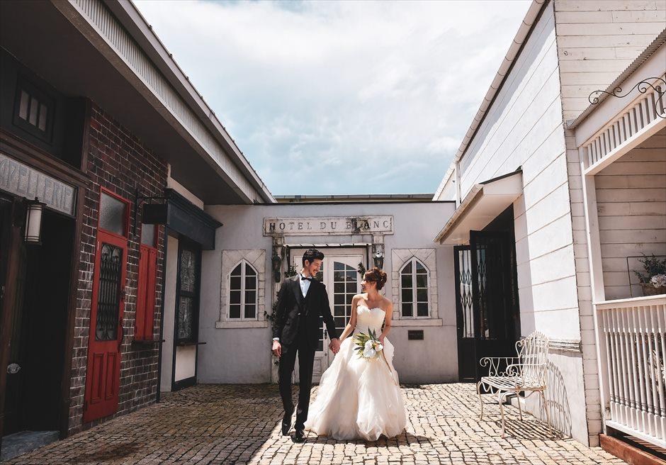 ヴァンス東京・ウェディング 二人だけの結婚式