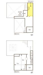 ヴァンス東京・ウェディング マップ