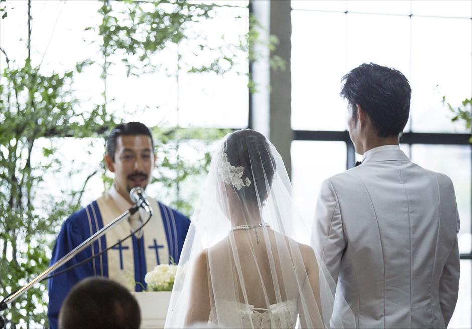 ヴァンス東京・ニース・ウェディング 誓いの言葉