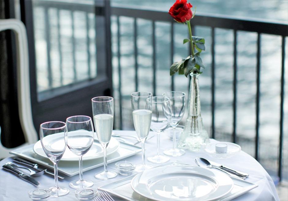 ヴァンス東京リゾート・ウェディング・ロマンティックディナー
