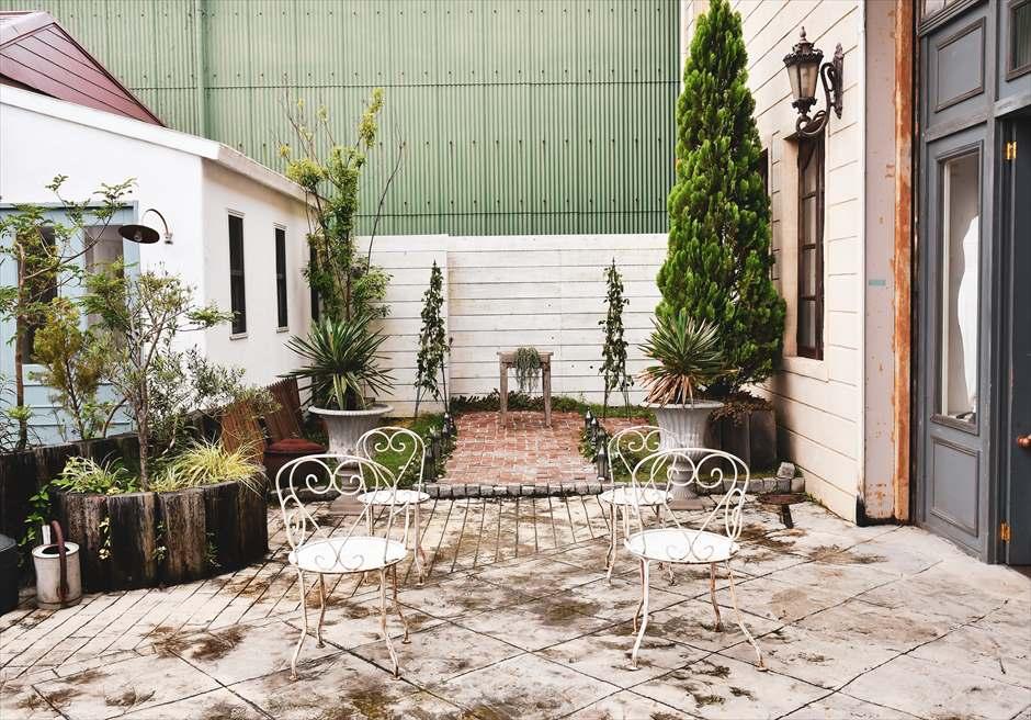 ヴァンス東京・ウェディング ラスティック・ガーデン・ウェディング