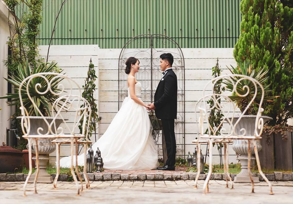 ヴァンス東京リゾート・ウェディング 二人だけの結婚式
