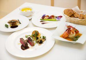 ヴァンス東京・ウェディング コース料理